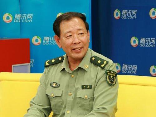 罗援少将:美对台军售这把刀子逼中国穿上铠甲