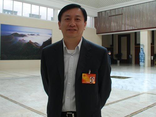 全国人大代表、海南省副省长姜斯宪