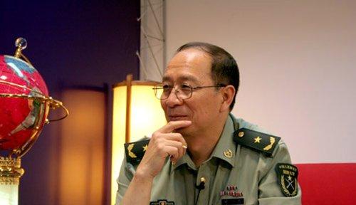 金一南少将:国防预算与经济形势相符