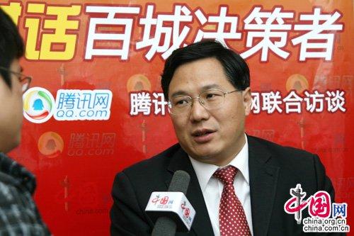 合肥市长吴存荣:科学调整结构 创新承接转移