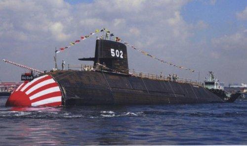 日本将持续建世界上最大柴电潜艇重点防御中国