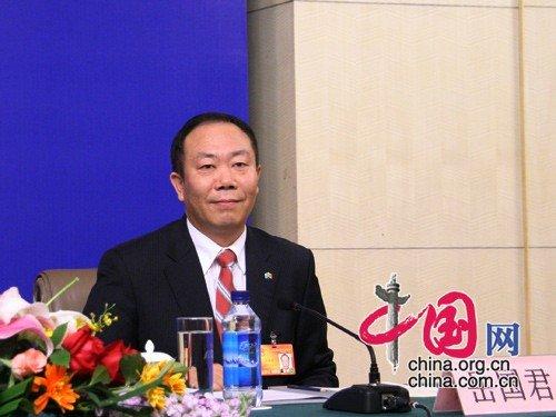 岳国君:未来企业竞争在低碳经济模式下展开