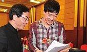 刘翔的提案非要自己写吗?