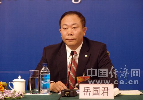 岳国君:中粮自主创新节能减排 优化价值链