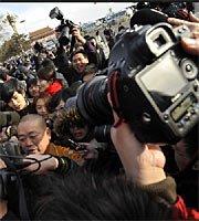 高清图:疯狂的记者