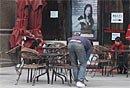 两会期间的北京:11日之街头