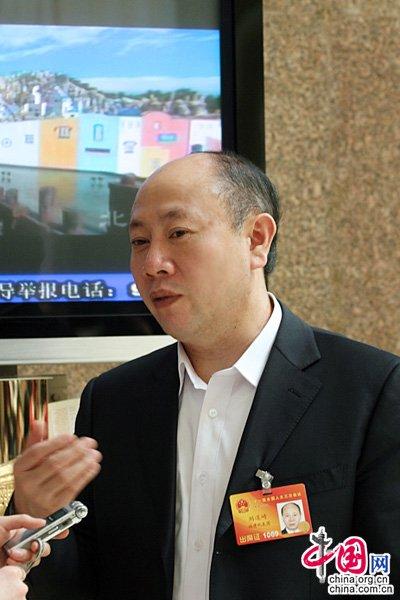 刘道崎:创业扩大就业 提高百姓收入