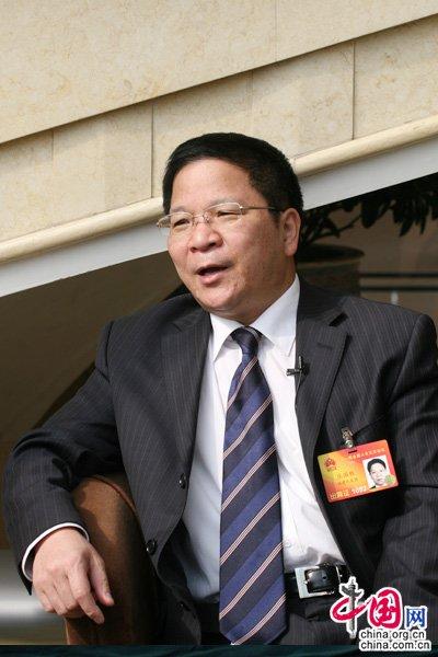 莆田市长张国胜:区域发展应鼓励地方先行先试