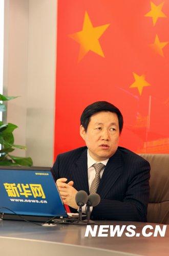 农行行长张云:加强服务三农 选择时机上市