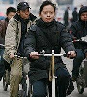 两会期间的北京:12日之街头