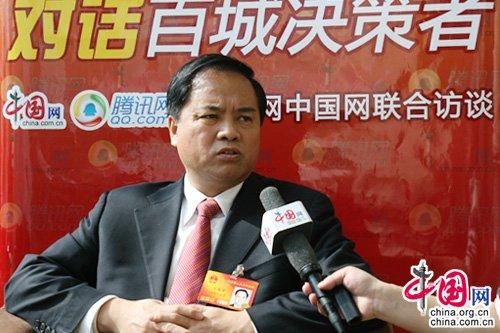 刘赐贵:厦门现代服务业比较优势明显