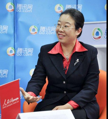 王石陈迎:低碳首先得舒服 不改变生活品质