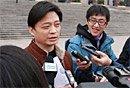 委员崔永元:媒体素质太差了!太差了!(图)