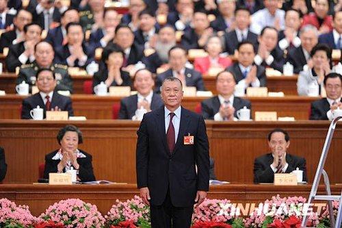 政协副主席何厚铧:我将为国家发展尽职尽力