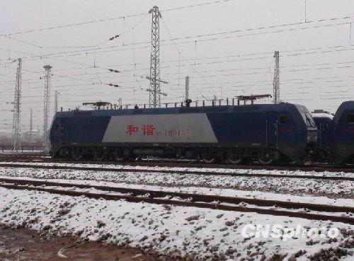 资料图:武汉铁路北编组站是通往华南用煤电厂的重要中转枢纽,也是京广