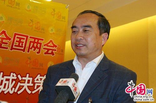 娄底市委书记林武:经济增长并非越快越好