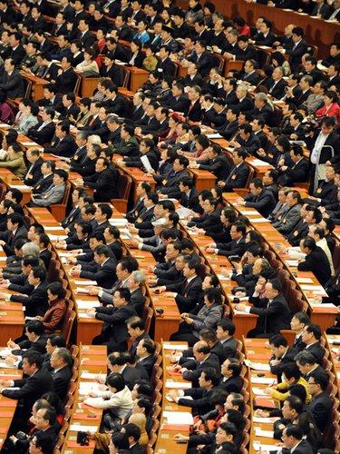 图文:第十一届全国人大第三次会议今日闭幕