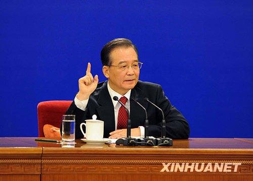 2010全国两会总理答记者问妙语集