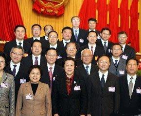 2010全国两会图片