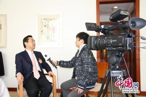 对话张家口市长郑雪碧:生态是未来竞争生命线
