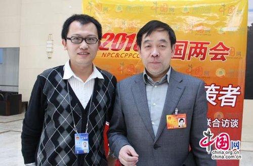 唐山市长陈国鹰:资源城市走到十字路口