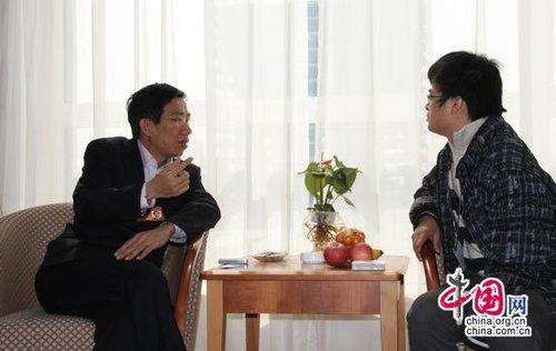 五指山副市长陈国诚:绿色也是海南名片