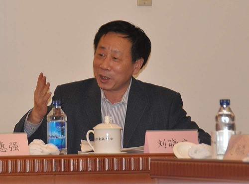 刘晓庄委员寄语人民网
