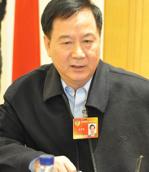 王少阶委员寄语人民网