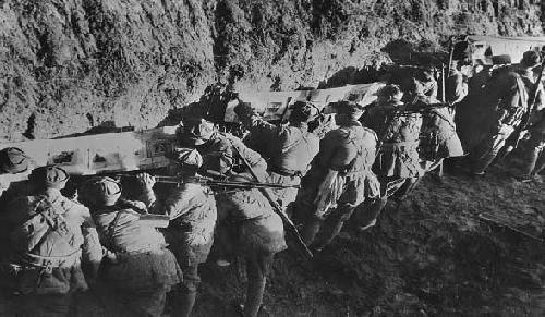 连队番号_日本陆上自卫队成立中央快速反应连队图