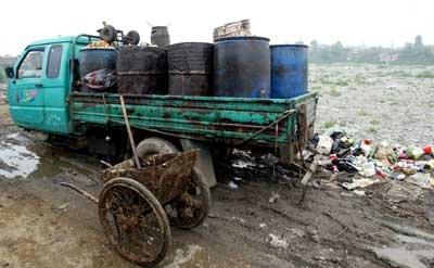 中国人一年吃掉300万吨地沟油 - 浅笑无痕 - 浅笑无痕