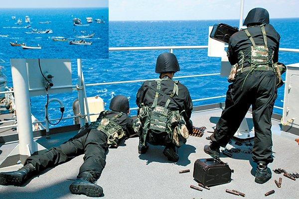 微山县留庄浪女_微山湖舰舰长妻子非常关注护航编队动态图