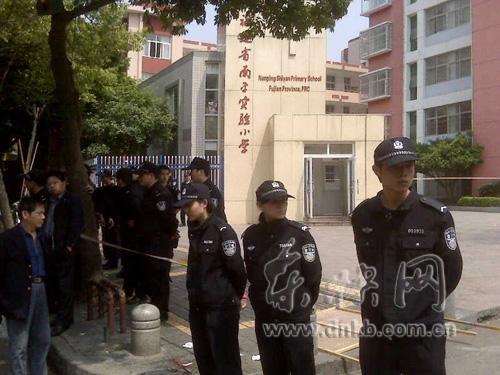 南平惨案续:落魄医生报复社会8死5伤(组图)