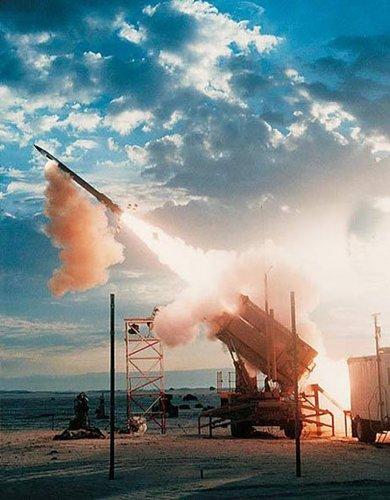 美国公司称将售台爱国者导弹及发射设备