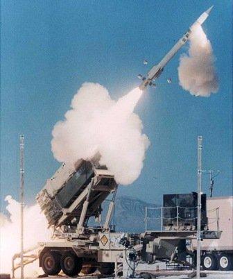 """美国公司将售台15亿美元""""爱国者""""导弹"""
