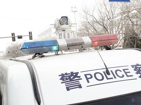 """银川110出警车装配""""天眼""""为袭警取证(组图)_新闻_腾讯网"""