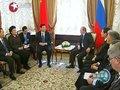 视频:习近平与普京会谈签署67亿美元