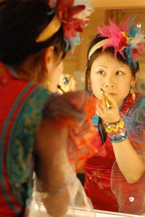 2010年英国十大杰出华人青年候选人柳琪妍