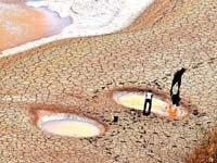 干旱污染侵袭昆明