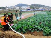 灾区直击:贵州省毕节黔西县