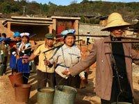 灾区直击:云南红河州弥勒县