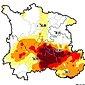 旱区旱情监测图