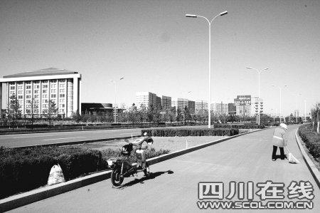 """内蒙古荒漠""""空城""""记"""