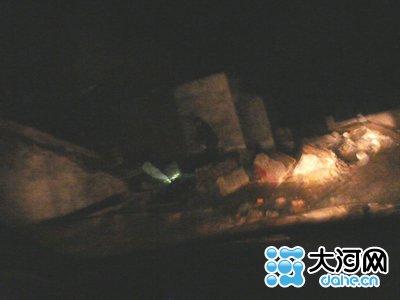 河南伊川一煤矿发生爆炸 已有29名被困者获救