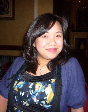2010年英国十大杰出华人青年候选人黄海珠