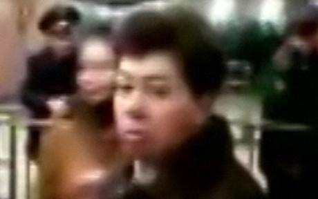 俄第二起地铁爆炸女人弹袭击前照片曝光