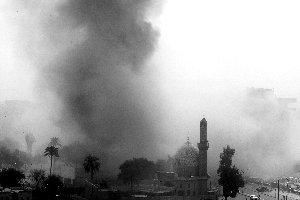 4日,伊拉克首都巴格达连续发生三起爆炸袭击,造成至少50人死亡,200人受伤