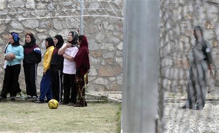 阿富汗少女与情郎私奔被判7年监禁并遭强奸