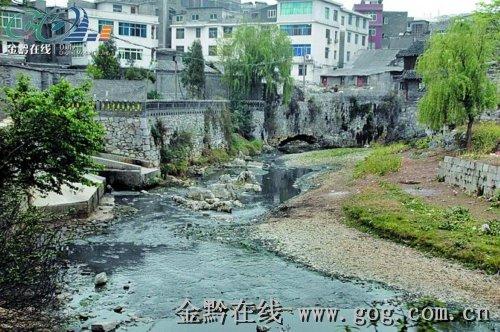 贵州织金县投入100万元保障县城供水