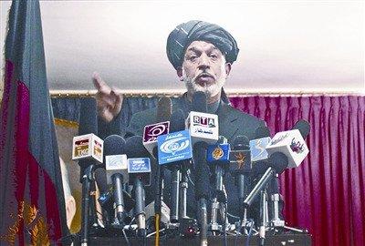 阿富汗总统威胁若再被干涉内政将加入塔利班
