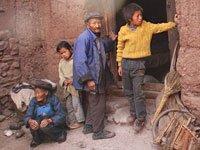 干旱中的红岩乡:没有年轻人的村庄
